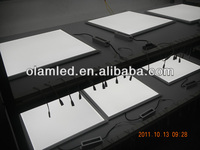 commercial 60x60 led panel light/ceiling lighting emergency model 3-4 hours back up