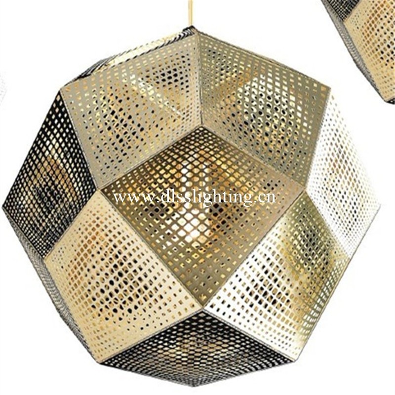 modern european stainless steel christmas big chandelier lights
