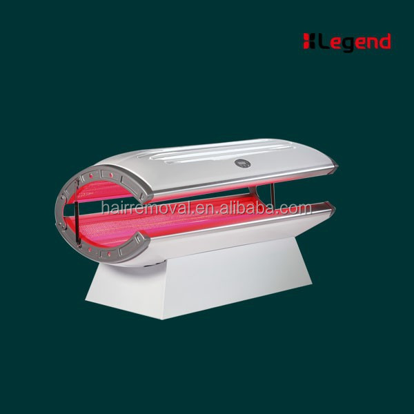 Lying red light therapy collagen machine/collagen tanning bed with 28cps collagen lamps