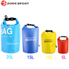 2016 new products outdoor waterproof sport dry bag with travel bags,Fit for beach,Drift,Mountaineering with dry bag backpack