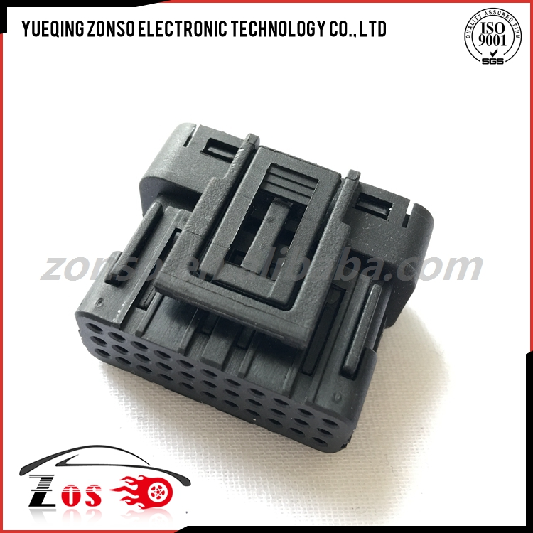 33 pin ecu female motorcycle connector