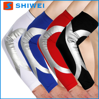 Colorful insert elbow support pad for sports