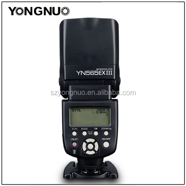 YONGNUO Camera Speedlite Flash Light YN565EX III