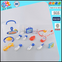 Plastic Pretend Doctor Set Toys Doctor
