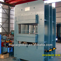 Rubber Vulcanizing Equipment Rubber Press Machine