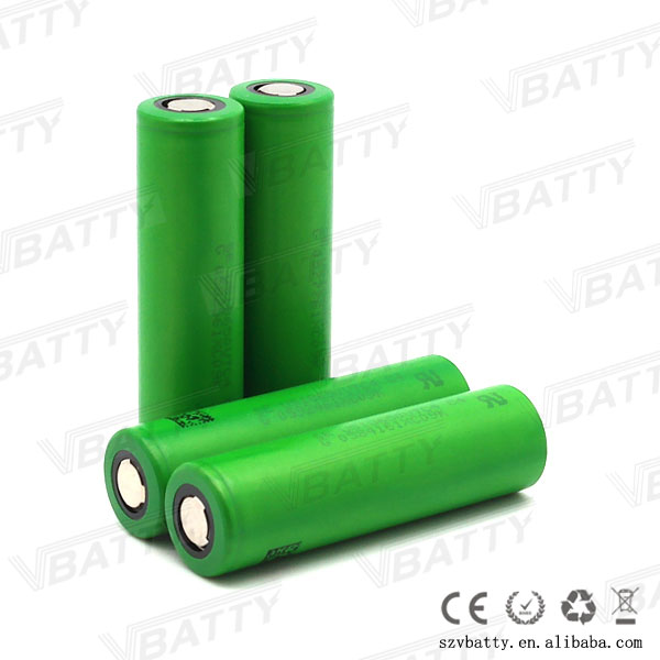 New vtc4 3.7v rechargeable with 30a janpan battery us18650vtc4 lithium ion cell vtc4 18650 3.7v 2100mah for e-cigarette