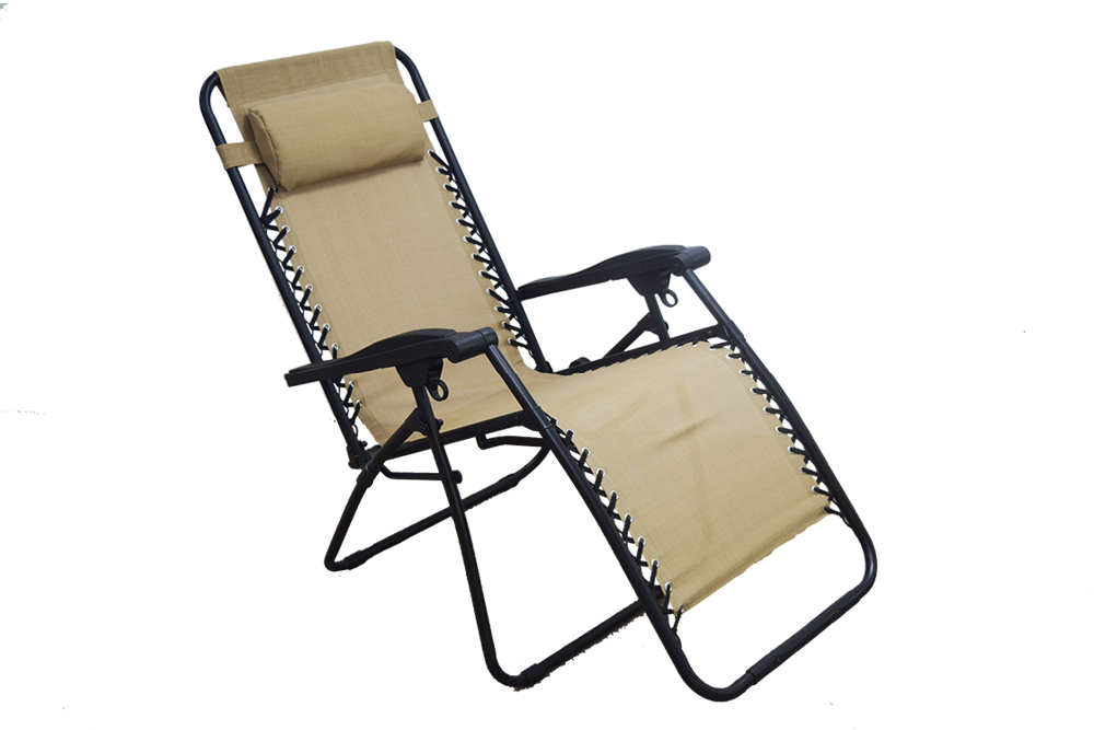Cheap outdoor portable folding reclining beach chair View folding beach chai