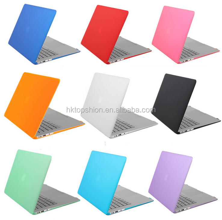 2017 Hot Hard Shell Case Rubberize Waterproof Protective Skin Cover For Macbook Pro, For Macbook Cover