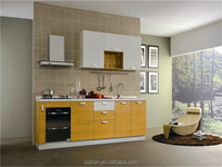 kitchen cabinet color combinations/yellow kitchen cabinet