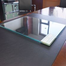 10mm thick tempered glass for heat boiler gage