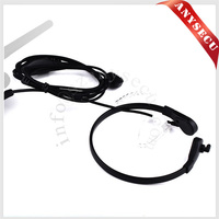 Throat Microphone Throat Vibration Headset For Two Way Radio BaoFeng UV-5R UV-B5 UV-B6 BF-888S TG-UV2 KG-UVD1P TH-UVF8D TK-3107