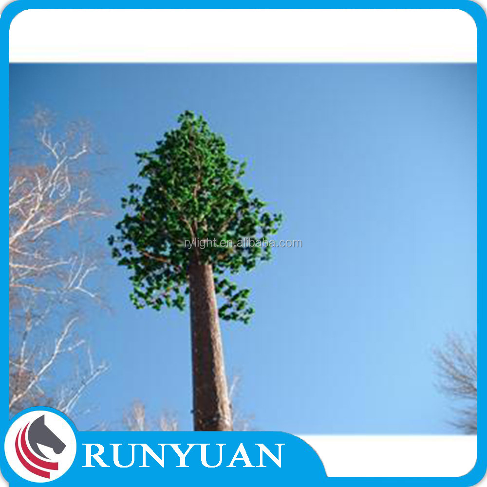 Factory Customized Palm Tree Antenna Tower with Hot-dip Galvanization