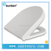 D shape sanitary toilet seat cover, Ergonomic OEM Advanced toilet seat cover