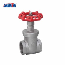 Stainless Steel Gate Valve Thread Made In China low Price Factory Price