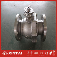 2016 new penumatic ball valve in dn15 to dn 200 china top 10 ss ball valve factory in wenzhou