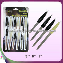 Quality Mixed Sizes Nail File with Trimmer and Protector