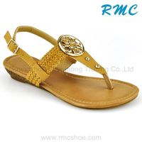RMC Wedge ankle sandal cheap manufacturer shoes