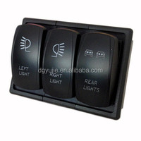 LED Rocker switches 2015 new types