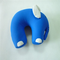 2014 electric heated neck pillow made in China