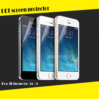 Factory supply! mobile accessory for iphone 5s screen protector ultra clear/matte/anti fingerprint !OEM&ODM welcome!!