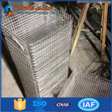 Professional hebei stainless steel wire mesh basket stainless sterilization trays