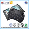 Hot selling Auto sleep and auto wake mode i8 wireless keyboard for android tv box rii i8 keyboard wireless
