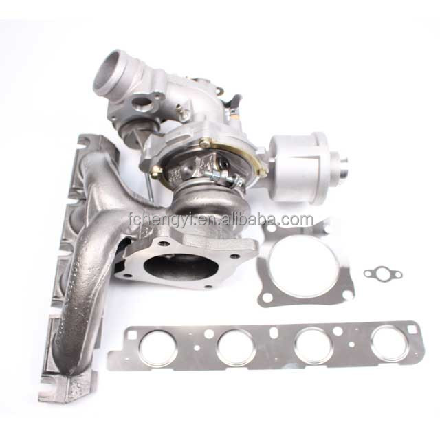 <strong>K03</strong> K04 turbo type06D145701B 06D145701C 06D145701E 06D145701F turbocharger with electric actuator for AUDI Audi A4 2.0T TFSI