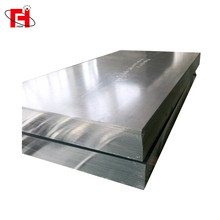 Tianjin factory customized 6mm thick aluminium sheet metal for trailers