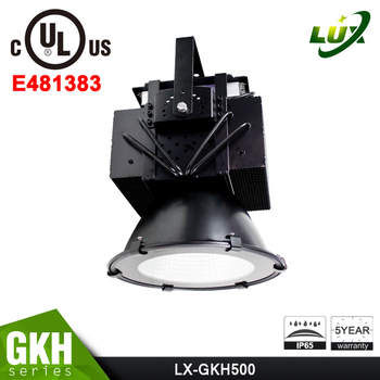 High-bright factory price ip65 dimmable 600w UL LED LIGHT