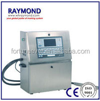 Easy operate inkjet printer date code ink coding and marking