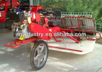 manual rice transplanting machine