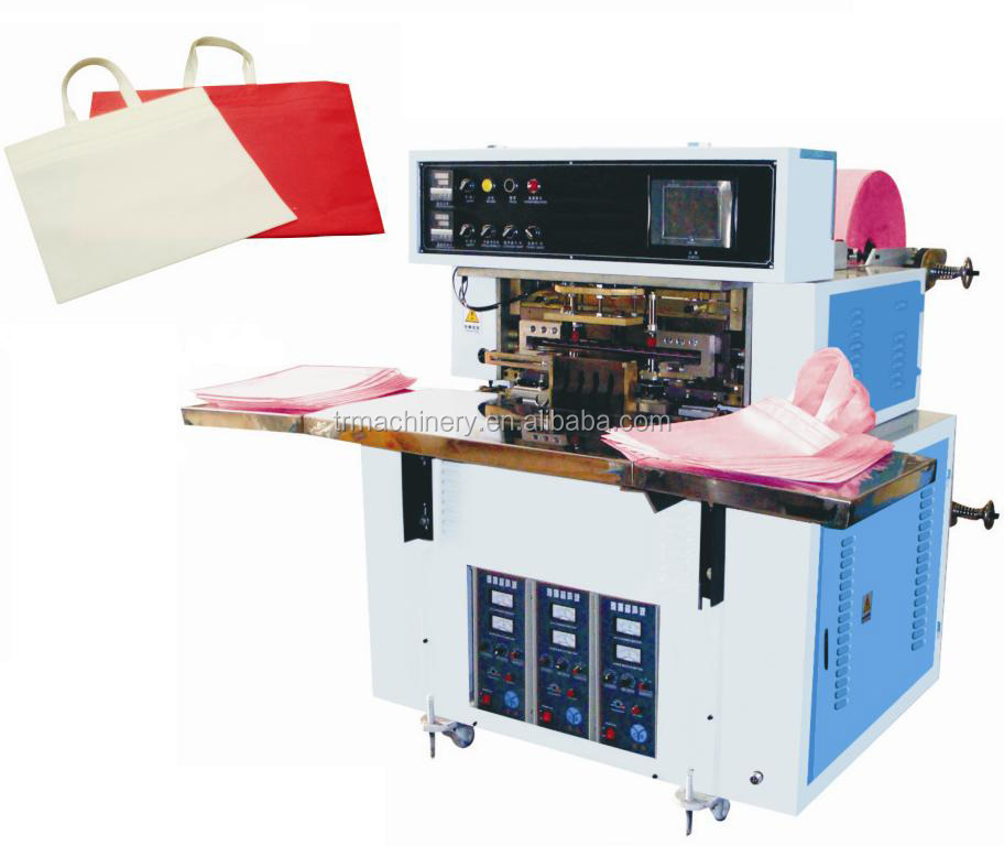 Nonwoven Handle Bag Making Machines