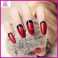 new style long and pointed False Nails Nails art design