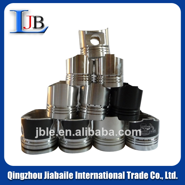 PISTON AND PIN FOR DIESEL ENGINE ASSY OF JINBEI LIGHT TRUCK/TRACTOR/MINI BUS /FORKLIFT/LOADER AND AUTO PARTS