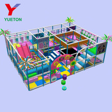 Used Kids Indoor Second Hand Playground Equipment For Sale