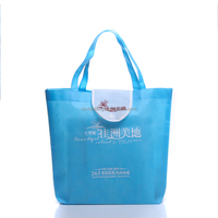 promotional cheaper non woven folding tote bag
