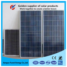 Quality-assured high efficiency poly 600w solar panels for solar panel system