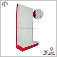 Hot Selling Shelf Metal Retail Perforated