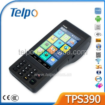 Telpower TPS390 Touch Screen POS Software
