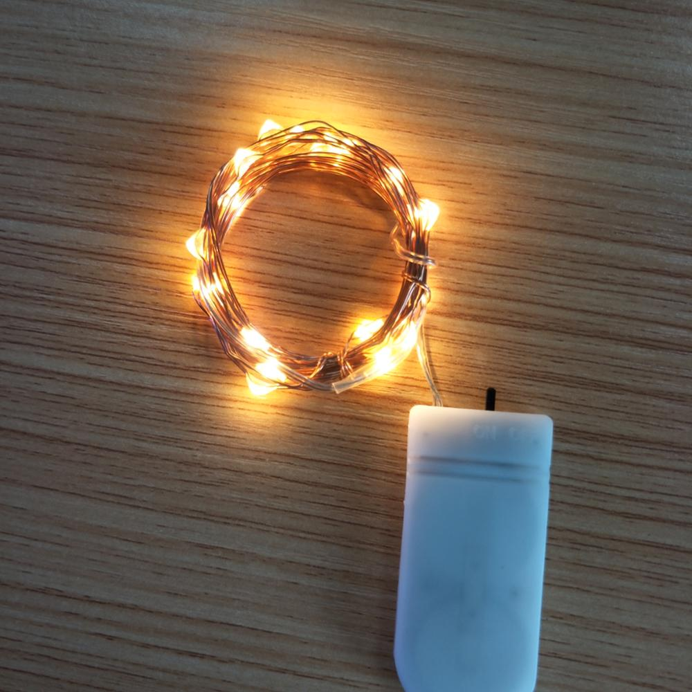 Beautiful span time 50000hours led christmas string lights