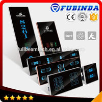 New design OEM&ODM fashion electronic hotel room glowing house numbers with great price