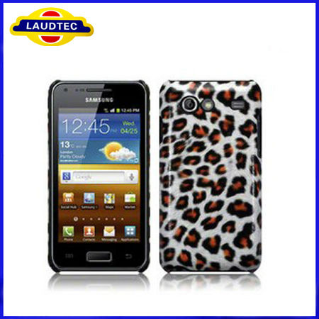 Leopard ,Zebra Pattern Hard Case for Samsung Galaxy S Advance i9070,for Samsung Galaxy S Advance Mobile Phone Cover Case