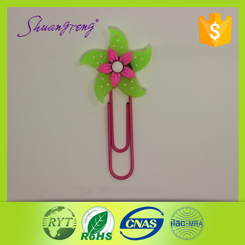 Alibaba china hot paper <strong>clip</strong>, fashion book mark cheap price
