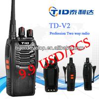 TD-V2 3w 2 meter radios base stations