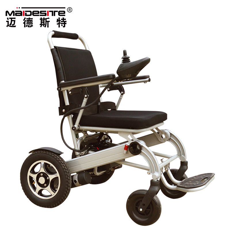DLY168 light weight disabled electric travel wheelchair price