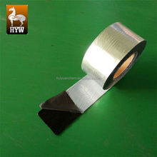 Self adhesive sealing bitumen waterproof adhesive aluminum foil tape