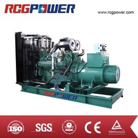 Generator Set Price For 700kw Power Generator With Diesel Engine