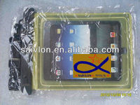 PVC waterproof tablet pouch/bag,dry bag for big size
