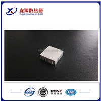 Aluminum Alloy Custom Extruded Heatsink Cpu