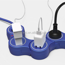 High quality cheap price portable universal power strip with usb port